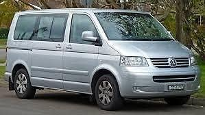 PSSC Pre Cut Rear Car Window Films for VW Transporter T5 2004 to 2007 05/% Very Dark Limo Tint