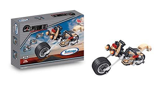Speed Moto 3 x 1, Xalingo