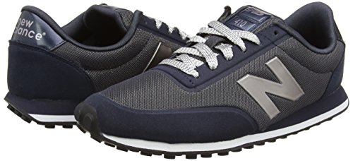 new balance wl410 - baskets basses - navy