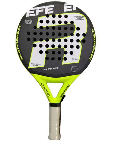 Royal Padel EFE Carbon Amarilla: Amazon.es: Deportes y aire ...