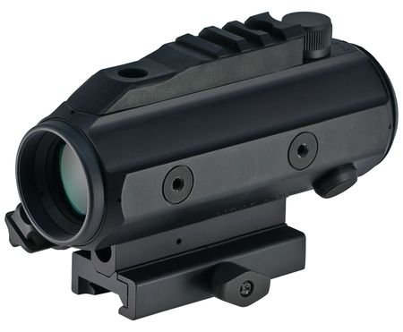 Elcan Specter Combat Optical System 3x Illuminated Crosshair Reticle With Rapid Aiming Feature And by Elcan
