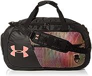 Under Armour Adult Undeniable Duffle 4.0 Gym Bag, Black (016)/Brilliance, Medium
