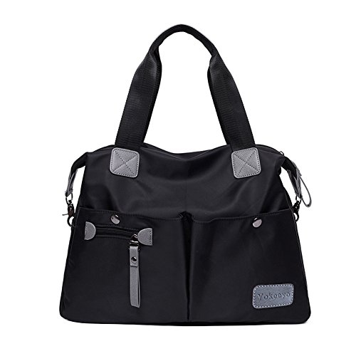 Nylon Hobo Handbags - 6