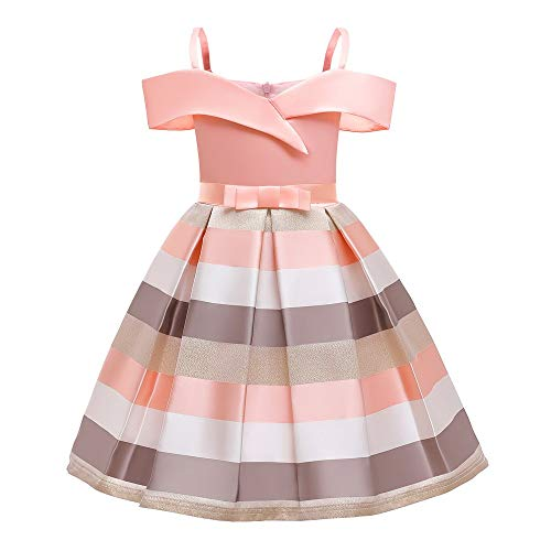 Cichic Girls Party Dress Princess Dress for Girls Formal Dresses Elegant Baby Girls Dress Age 0-10 Years