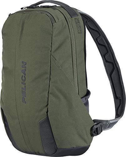 Pelican Weatherproof Backpack Mobile Protect Backpack [MPB20] - 20 Liter (OD Green)