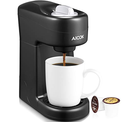 Aicok Single Serve Coffee Maker AC507 Review