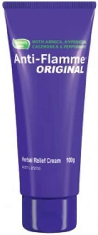 Anti-Flamme Original - Herbal Relief Creme 100g from New Zealand