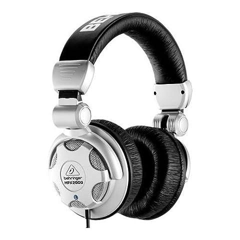 Behringer HPX2000 Headphones High-Definition DJ Headphones (DJ Equipment)