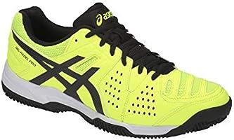 Asics Padel Pro 3 SG Flash Yellow/Black (41.5 EU): Amazon.es ...