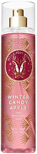 Bath and Body Works Fine Fragrance Mist Winter Candy Apple, 8.0 Fl Oz