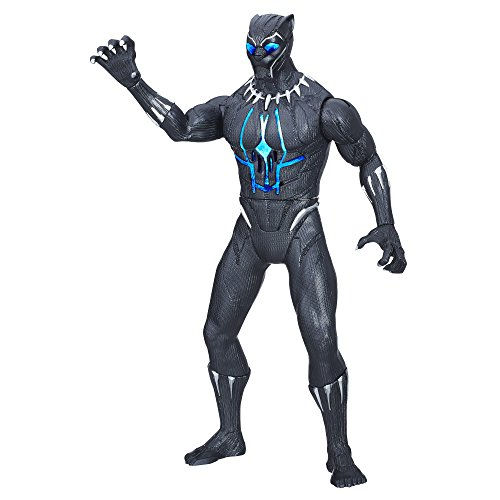 Marvel Black Panther - Slash And Strike Figure]()