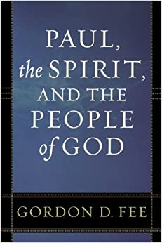 Book Paul, the Spirit, and the People of God