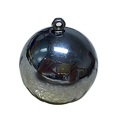 (NEWTRY Impact test ball\Weight test ball\Solid steel ball\Test ball with Ring or not for Impact test of electric appliance shell (500g, with)