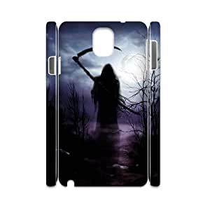 QSWHXN Diy case Grim Reaper customized Hard Plastic case For samsung galaxy note 3 N9000