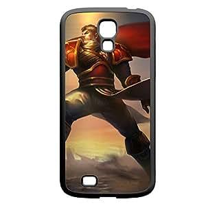 Garen-002 League of Legends LoL Samsung Galaxy Note2 N7100/N7102 Rubber Black