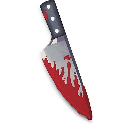 [Wilton Halloween Bloody Knife Icing Decoration] (Cupcakes Frosting Halloween)