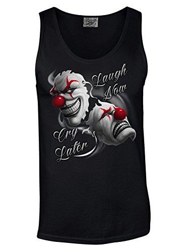 Darkside Clothing - Camiseta sin mangas - para mujer