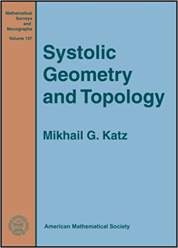 Book Systolic Geometry and Topology (Mathematical Surveys and Monographs)
