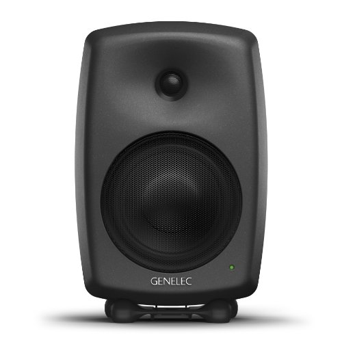 Genelec 8040B Bi-Amplified Monitor System (Each) Level 1 Black by Genelec