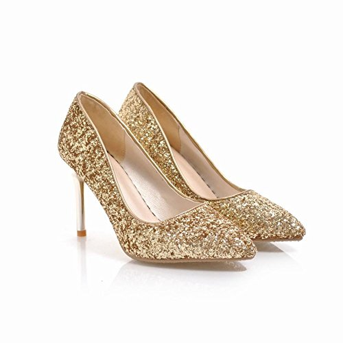 Personnaliser À Haut Les Bling Nom Paillettes De Talon Bling Chaussures De Femmes Carolbar Des Mariage D'or Des xwzYTBqdW0