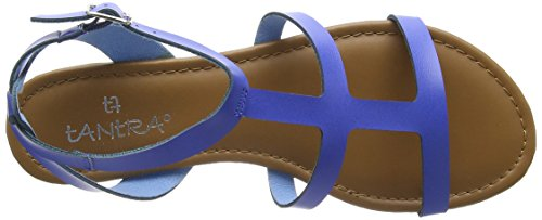 Tantra Striped Mujer Sandals Sandalias para Blue g0Uwq