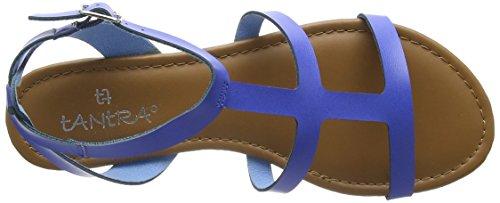 Tantra Damen Striped Sandals Blau (Blue)