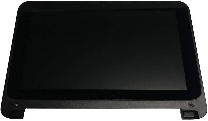 """NBPCLCD 11.6"""" 1366x768 HD LCD Display Touch Screen Digitizer Assembly w/Touch Control Board +Bezel Replacement for HP Pavilion X360 11-N010DX 11-N010LA 11-N083SA 11-N008TU 11-N009TU"""