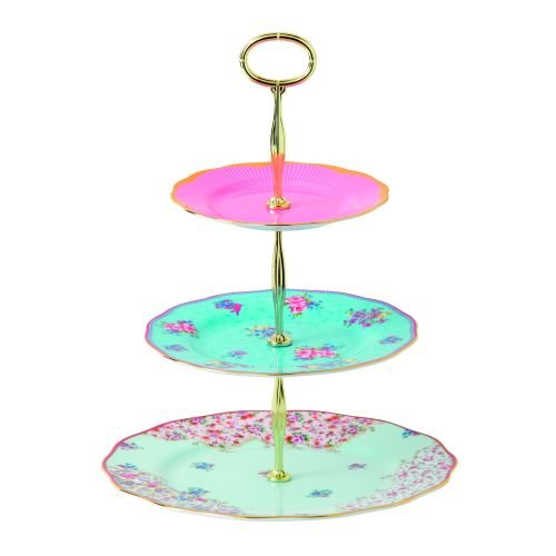 Royal Albert Candy Mix 3-Tier Cake Stand