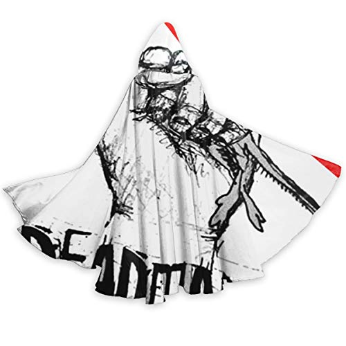 Deadmau5 Costume For Halloween (JoyceMHunter Deadmau5 Vexillology CapeHalloween Costume Masquerade Cloak,Adult Halloween Cloak,Halloween)