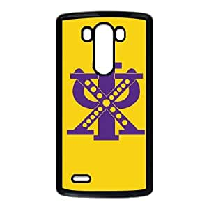 Chi Psi Symbol Yellow LG G3 Cell Phone Case Black&Phone Accessory STC_003033