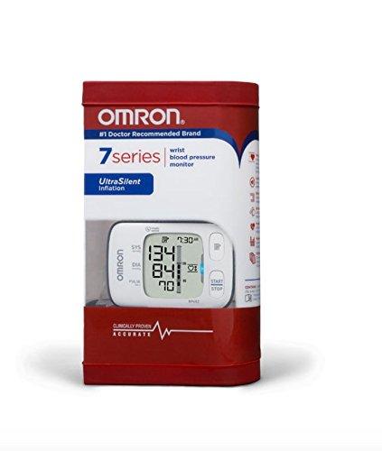 Omron Bp652 7 Series Blood Pressure Wrist Unit by OMRON
