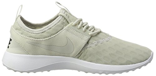 Nike Damen 724979 Sneakers Hellgrau (Light Bone/Black)