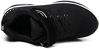 JARLIF Kids Athletic Tennis Running Shoes Breathable Sport Air Gym Jogging Sneakers for Boys /& Girls