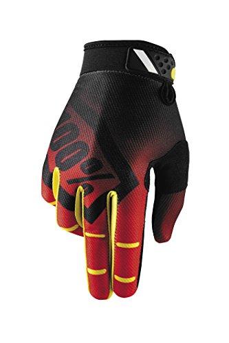 Handschuhe Handschuhe 100Ridefit 100Ridefit Legend Damier SchwarzWeiRot Damier Legend QCtshxrdoB