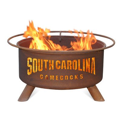 South Carolina Gamecocks Grill Cover - Patina Products F429 University of South Carolina Fire Pit