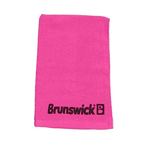 brunswick-solid-cotton-bowling-towel-hot-pink