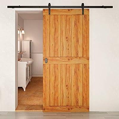 Puerta Corredera de Cristal Antiguo Sistema de puerta corredera con raíl de unidad para puertas de