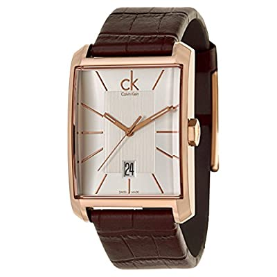 Calvin Klein Window Men's Quartz Watch K2M21620