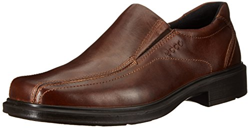 ECCO Men's Helsinki Slip-On,Cocoa Brown,40 EU/6-6.5 M US
