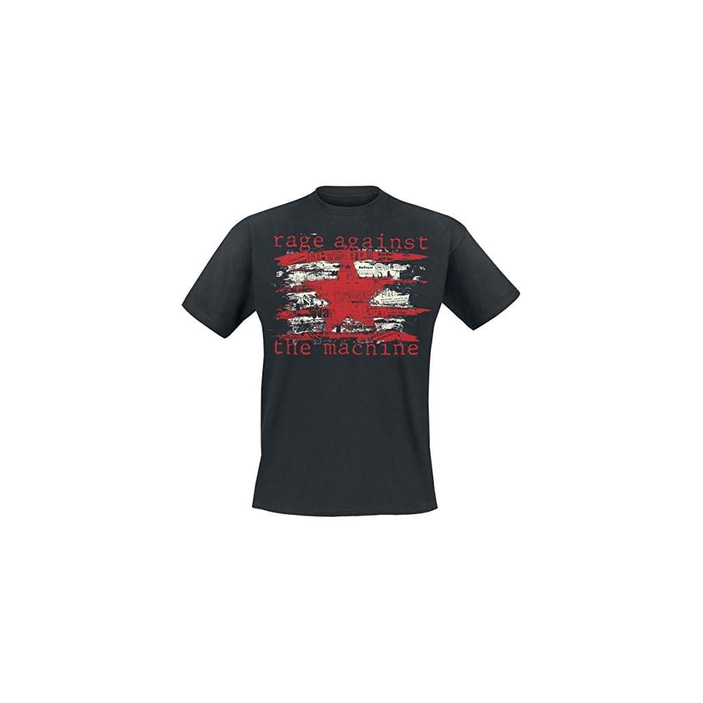 Rage Against The Machine Camiseta                                                                                                                        Please wait …