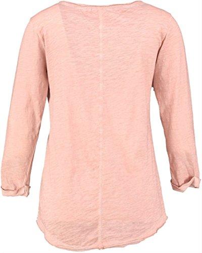 Catwalk junkie rosa shirt 3/4 Ärmel