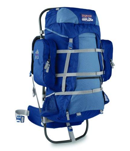 Jansport Carson Outdoor Backpack (Blue Ridge), Outdoor Stuffs