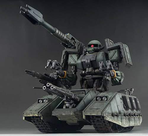 海外製 MG 1/100 機動戦士ガンダム MSV MS-06V ザクタンク LEDギミック搭載 色分け済みプラモデル B07N9W6FXN