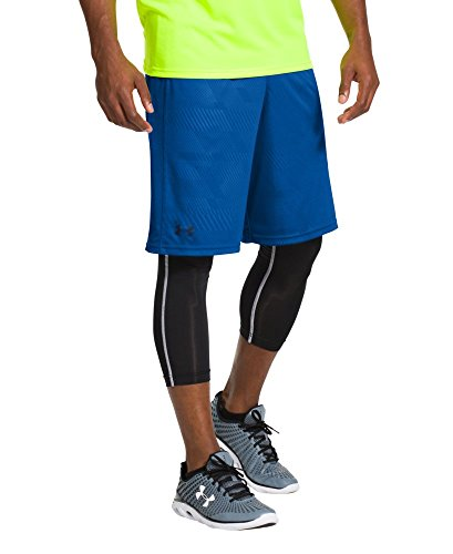 Under Armour Mens UA Micro Printed Shorts Large SCATTER