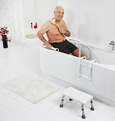Sedile Vasca Da Bagno Prezzi.Ridder A00400101 Sedile Per Vasca Da Bagno Colore Bianco Amazon It