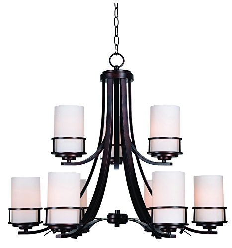 Kenroy Home Theo Chandelier, Polished Copper