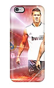 Iphone 6 Plus Case, Premium Protective Case With Awesome Look - Cristiano Ronaldo Images