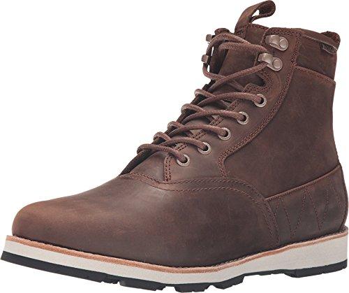 Vans Mens Fairbanks Boot (Outdoor) Brown All Purpose Weather Boot (8 D US)