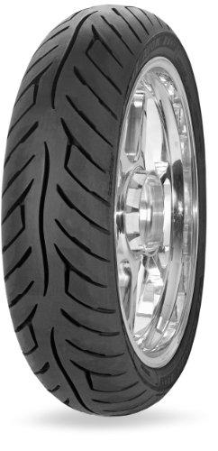 Avon Tyres Roadrider AM26 Tire - Rear - 130/80V-17 , Position: Rear, Tire Type: Street, Tire Construction: Bias, Tire Application: Sport, Load Rating: 65, Speed Rating: V, Tire Size: 130/80-17, Rim Size: 17 2275913 (Avon Venom Motorcycle Tires)