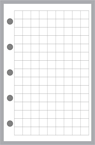 "Amazon.Com : Mini Size Graph Paper Refill (2.75"" X 4.25"") : Office"